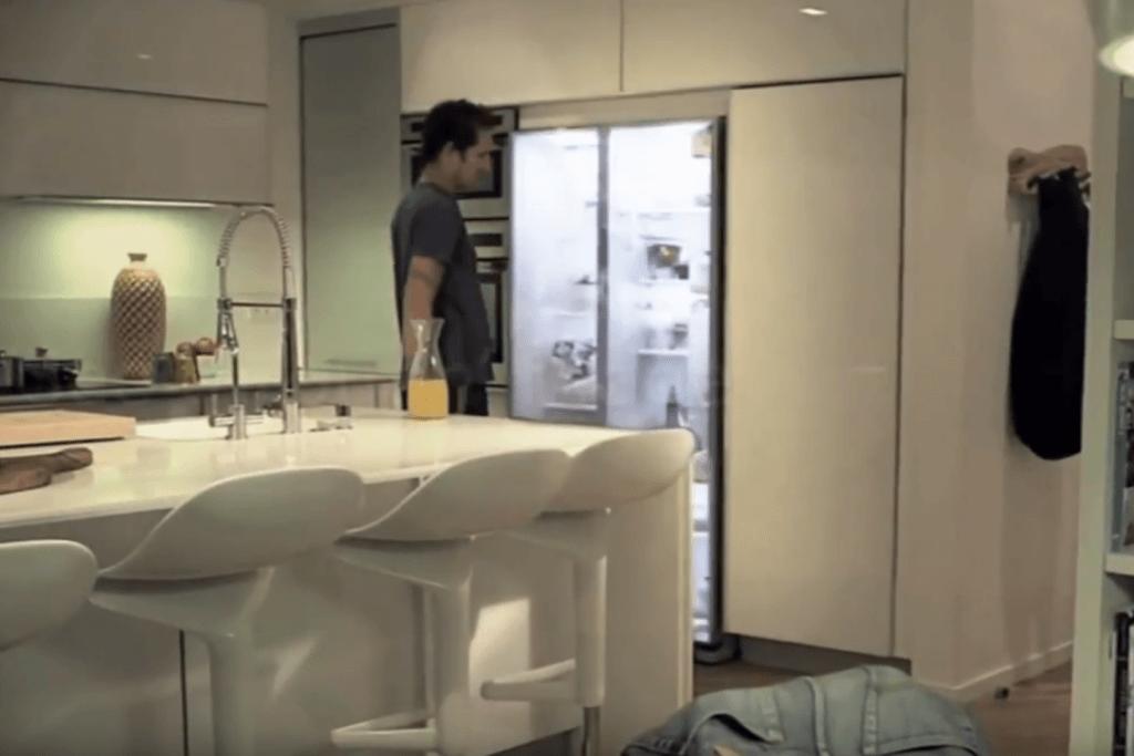lcg fridge
