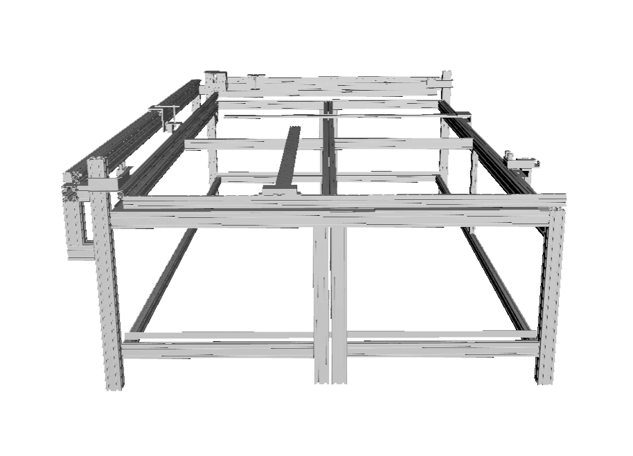 film cutting table