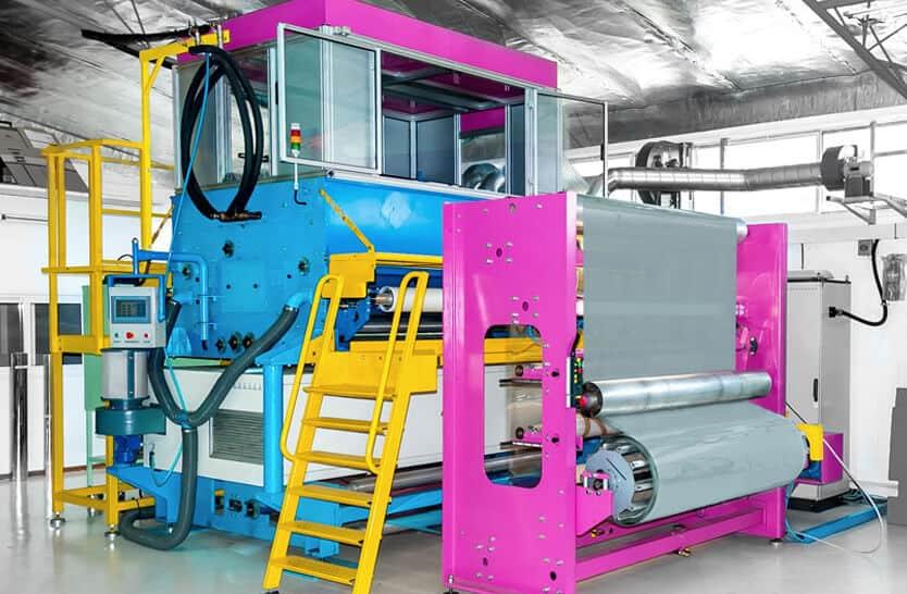 Gauzy production line