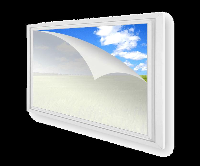 gauzy retrofit window