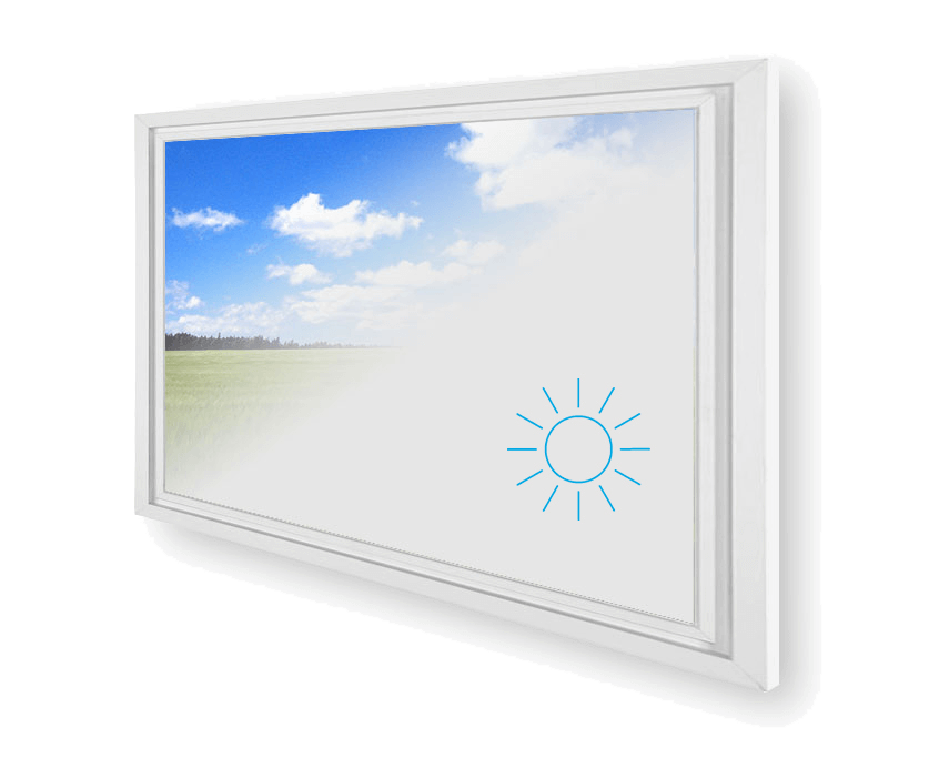 gauzy solar control window