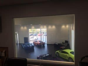 lambo dealership