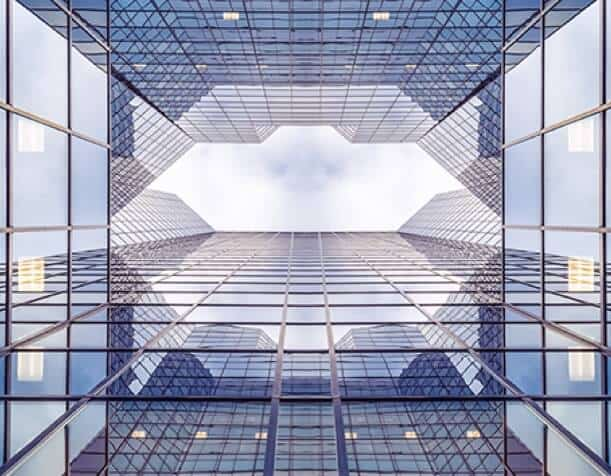 Smart Glass in building