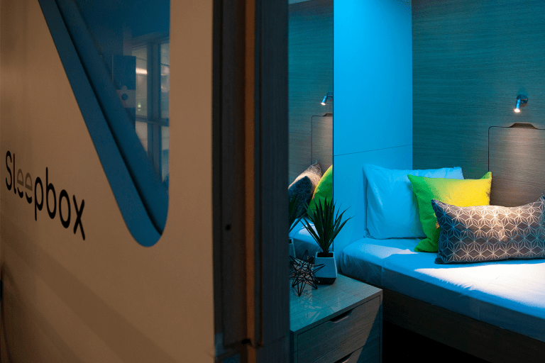 micro hotels