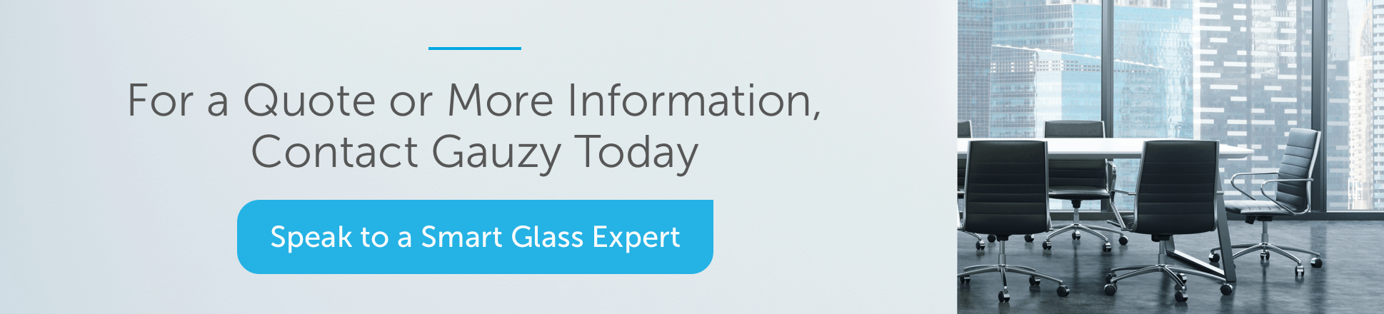 Get information on smart glass from Gauzy