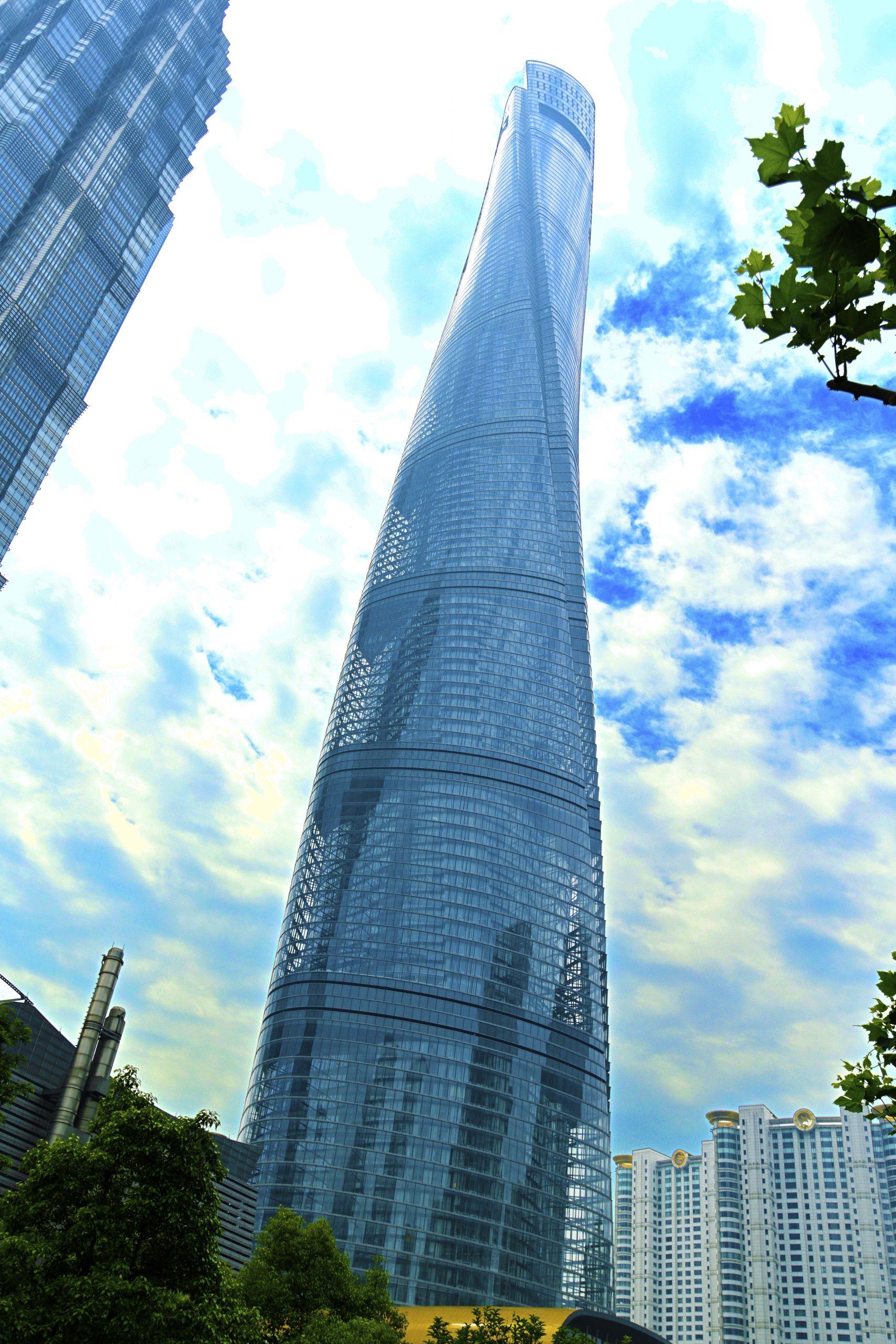 Shanghai Tower - China
