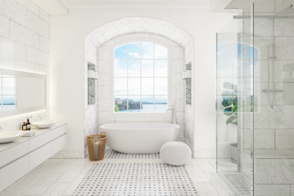 Smart Glass For Bathroom Enclosures And, Shower Glass Panel Cost India
