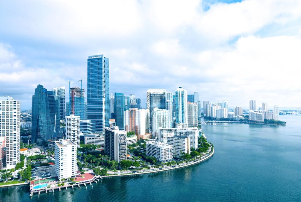 Gauzy Smart Glass in Miami, Florida