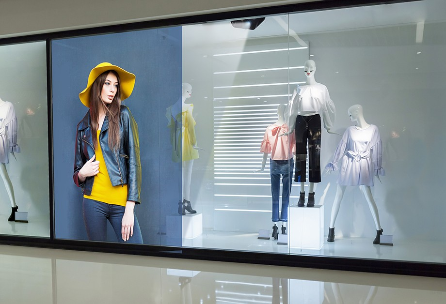 Vela Smart Film for Retail