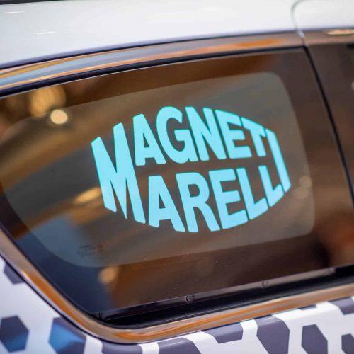 magnetti mareli demo car